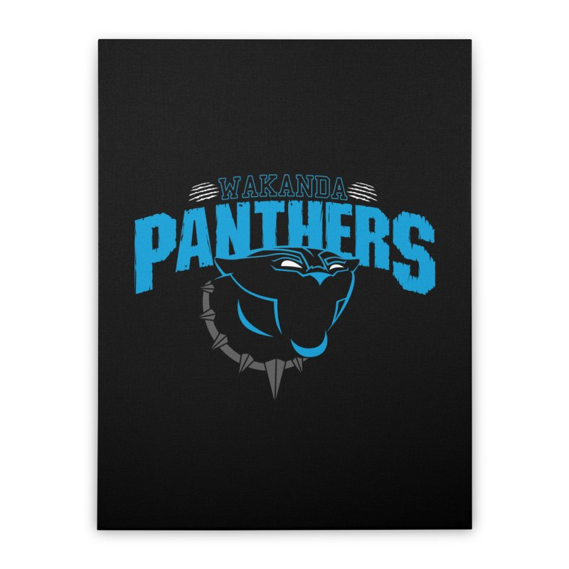 Wakanda Panthers   by boggsnicolas's Artist Shop