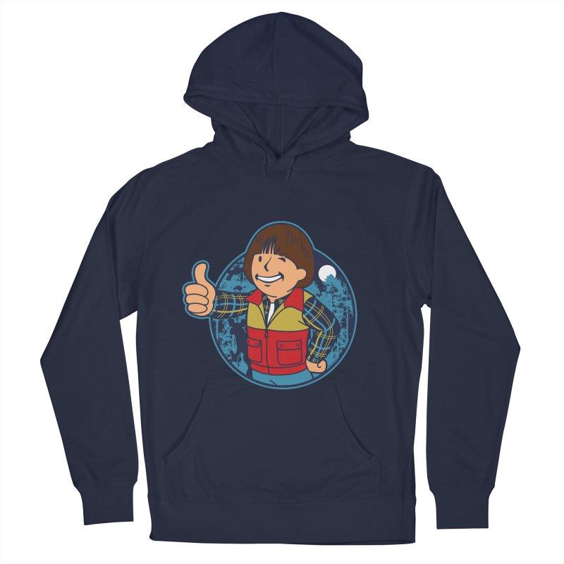 Boy from Hawkins Women's Pullover Hoody by boggsnicolas's Artist Shop