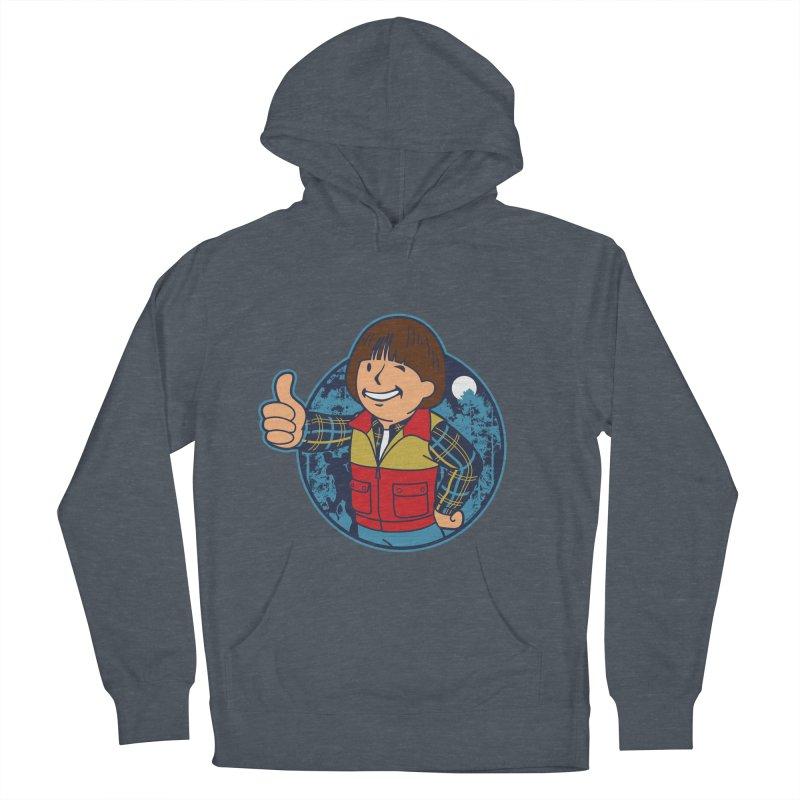 Boy from Hawkins Men's Pullover Hoody by boggsnicolas's Artist Shop