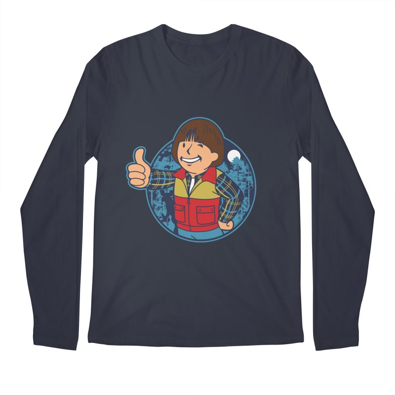 Boy from Hawkins Men's Longsleeve T-Shirt by boggsnicolas's Artist Shop