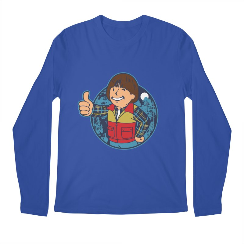 Boy from Hawkins Men's Longsleeve T-Shirt by boggsnicolas's Artist Shop