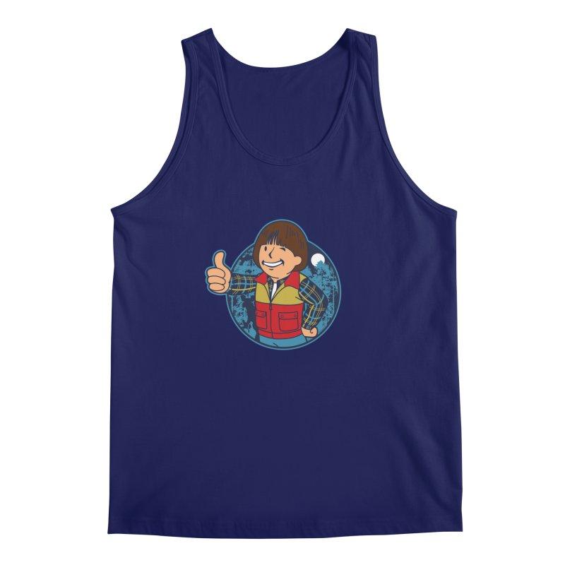 Boy from Hawkins Men's Tank by boggsnicolas's Artist Shop