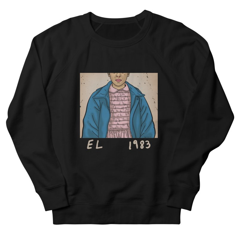 1983 Men's Sweatshirt by boggsnicolas's Artist Shop