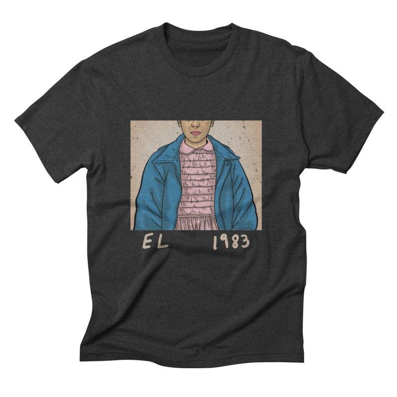 1983 Men's Triblend T-shirt by boggsnicolas's Artist Shop