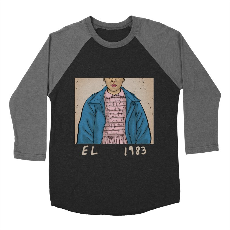 1983 Men's Baseball Triblend T-Shirt by boggsnicolas's Artist Shop