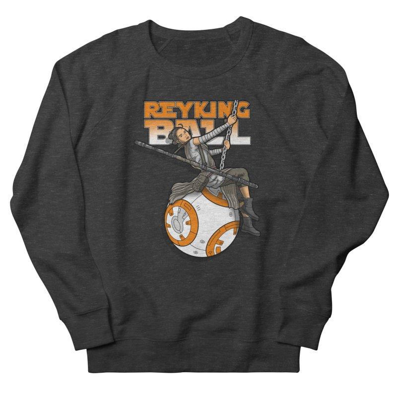 Reyking ball Men's Sweatshirt by boggsnicolas's Artist Shop