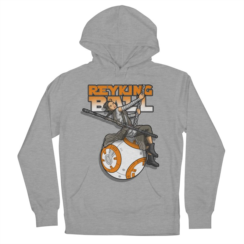 Reyking ball Men's Pullover Hoody by boggsnicolas's Artist Shop