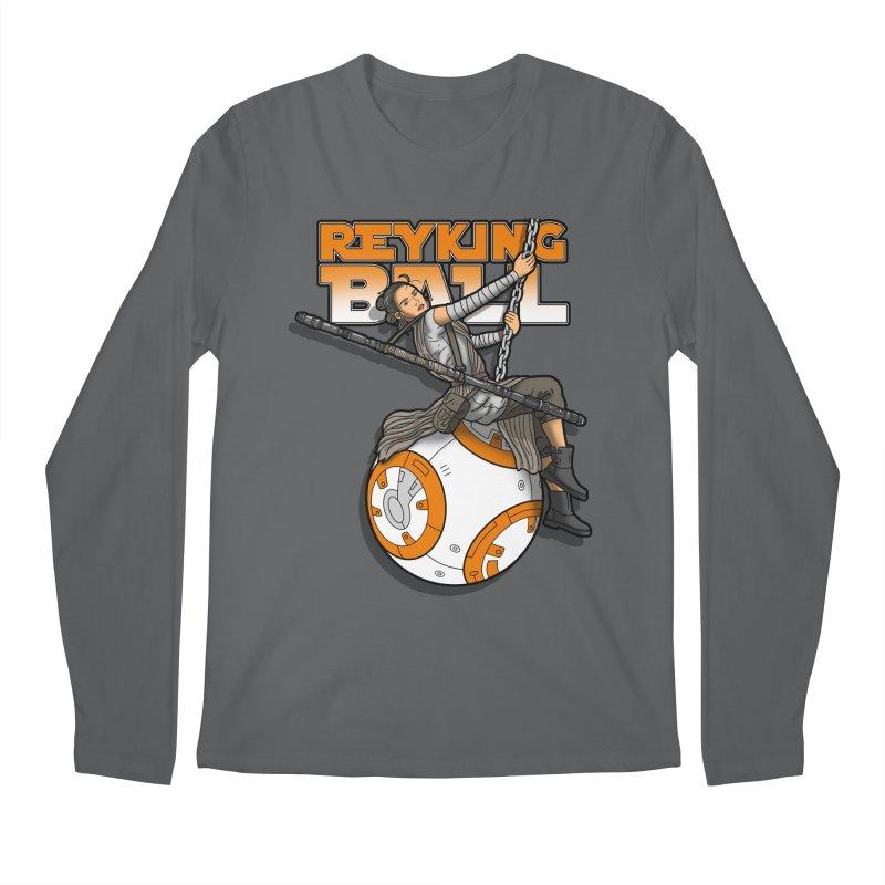 Reyking ball Men's Longsleeve T-Shirt by boggsnicolas's Artist Shop