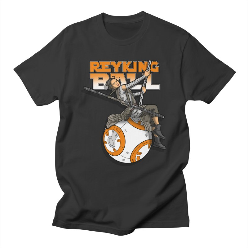 Reyking ball Men's T-Shirt by boggsnicolas's Artist Shop