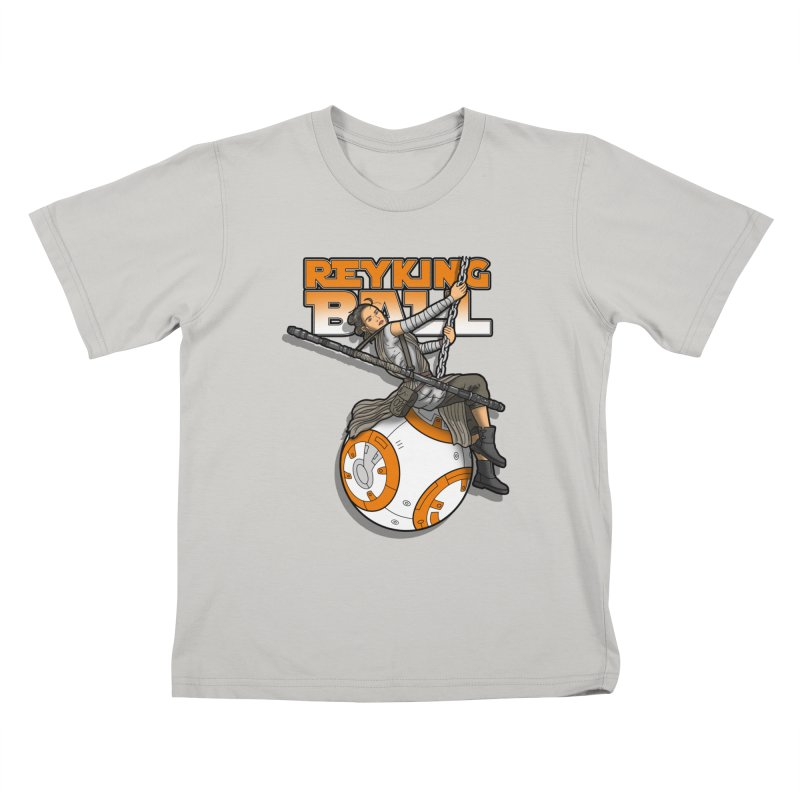 Reyking ball Kids T-shirt by boggsnicolas's Artist Shop