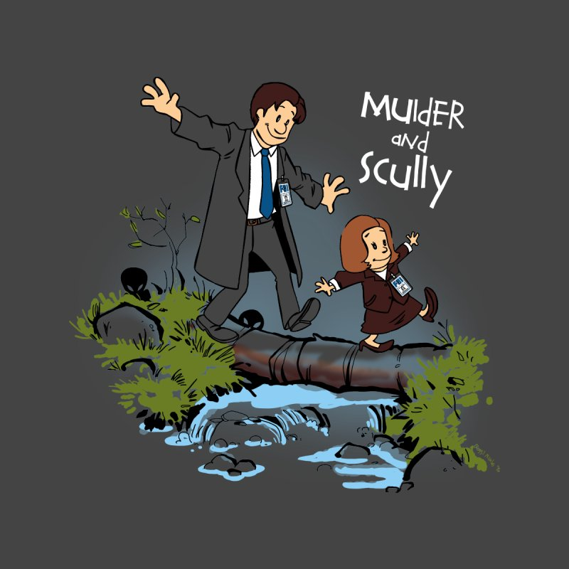 Sculvin And Mobbes by boggsnicolas's Artist Shop