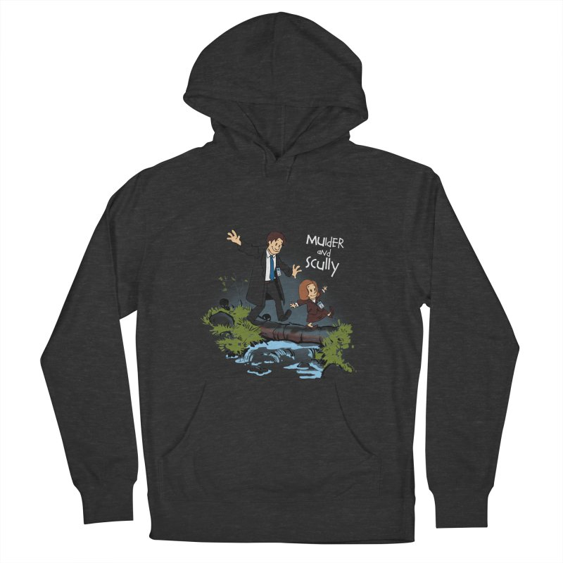 Sculvin And Mobbes Women's Pullover Hoody by boggsnicolas's Artist Shop
