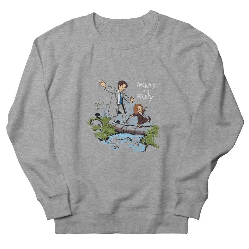 Sculvin And Mobbes Women's Sweatshirt by boggsnicolas's Artist Shop