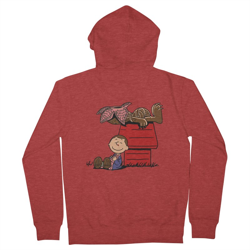 Stranger Peanuts Women's Zip-Up Hoody by boggsnicolas's Artist Shop