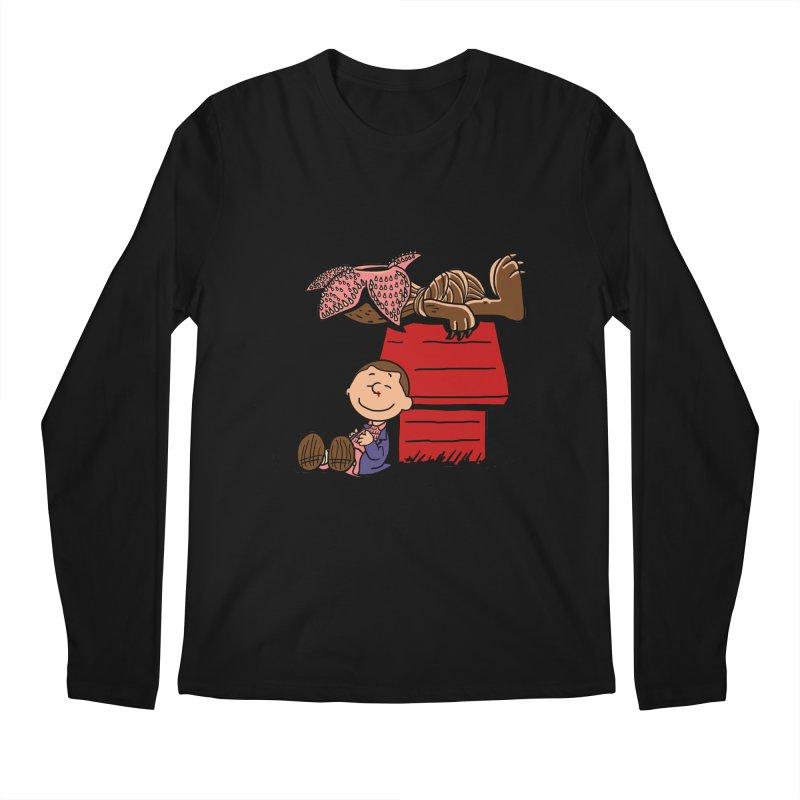 Stranger Peanuts Men's Longsleeve T-Shirt by boggsnicolas's Artist Shop