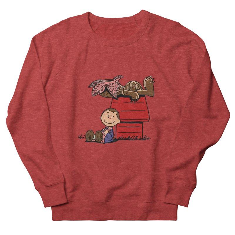 Stranger Peanuts Men's Sweatshirt by boggsnicolas's Artist Shop