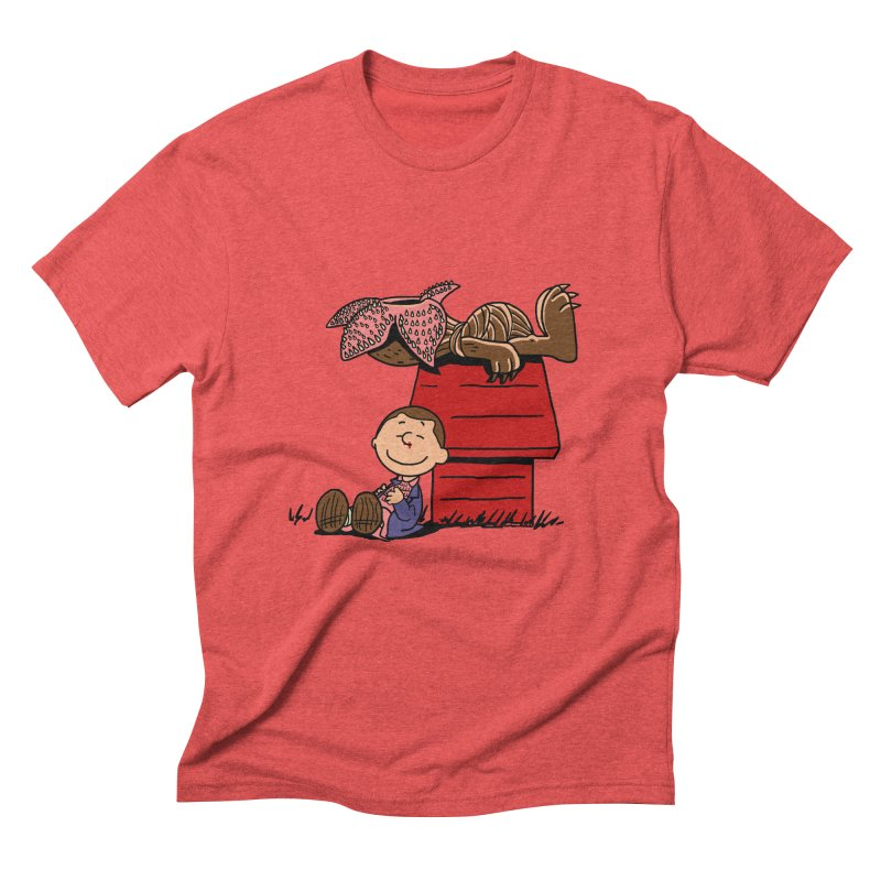 Stranger Peanuts Men's Triblend T-shirt by boggsnicolas's Artist Shop