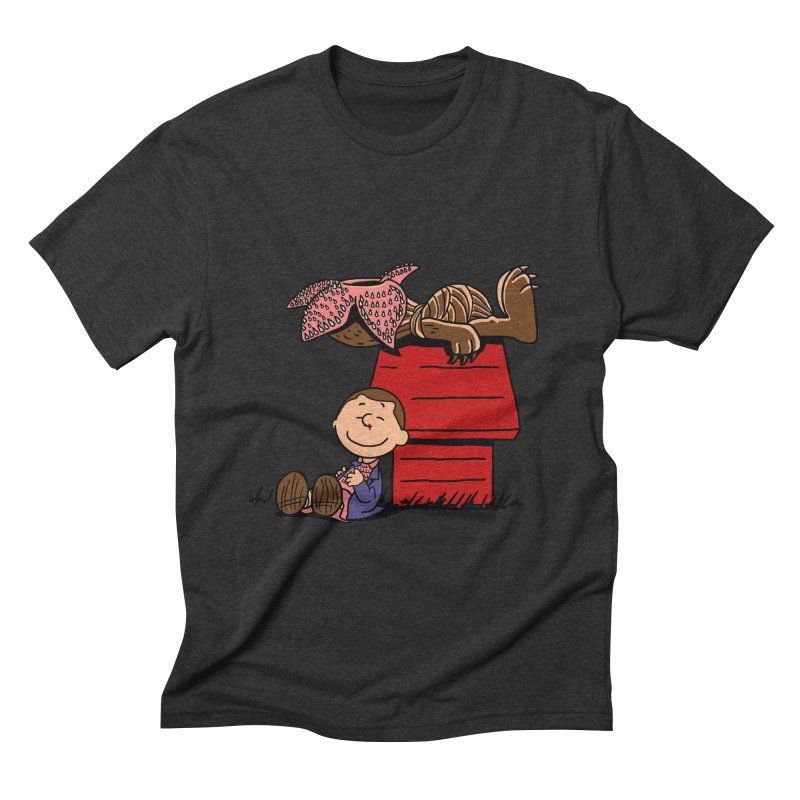 Stranger Peanuts Men's Triblend T-shirt by boggsnicolas's Artist Shop