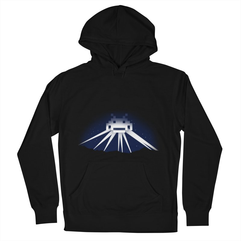 The Invader of Los Angeles Men's Pullover Hoody by boggsnicolas's Artist Shop