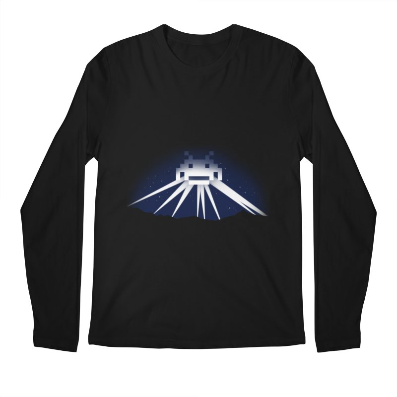 The Invader of Los Angeles Men's Longsleeve T-Shirt by boggsnicolas's Artist Shop