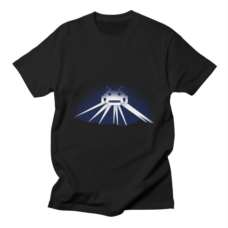 The Invader of Los Angeles Men's T-Shirt by boggsnicolas's Artist Shop