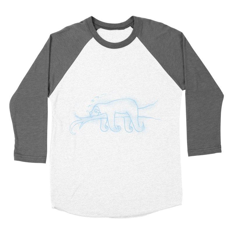 My Patronus is sleeping Women's Baseball Triblend T-Shirt by boggsnicolas's Artist Shop