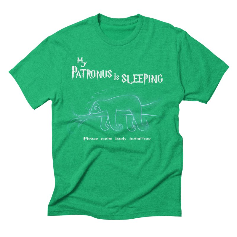 My Patronus is sleeping   by boggsnicolas's Artist Shop