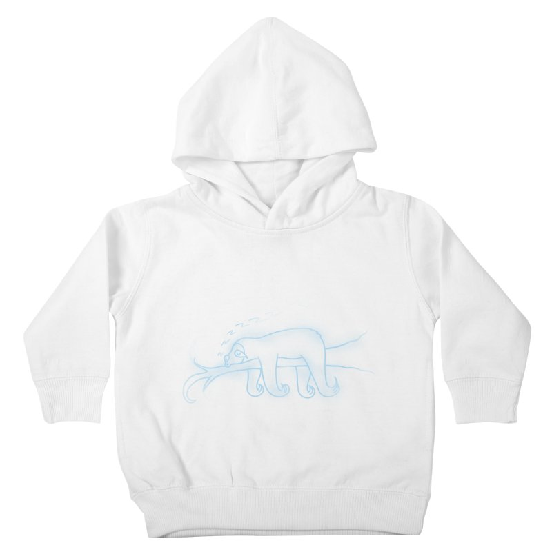 My Patronus is sleeping Kids Toddler Pullover Hoody by boggsnicolas's Artist Shop