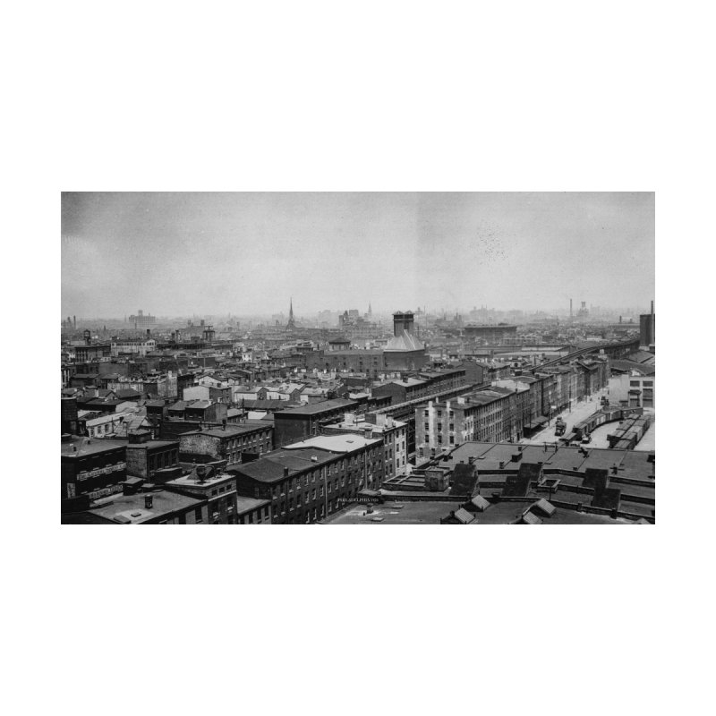 Philadelphia 1928 Home Framed Fine Art Print by Slipwear: Boghouse Fashion