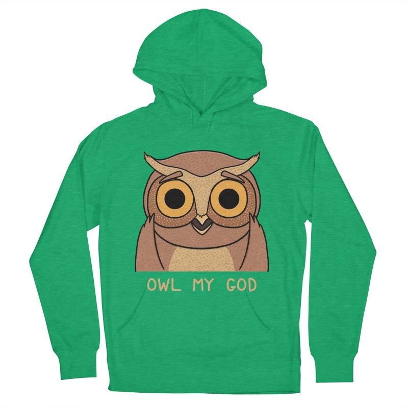 Owl My God Women's Pullover Hoody by bohsky's Artist Shop