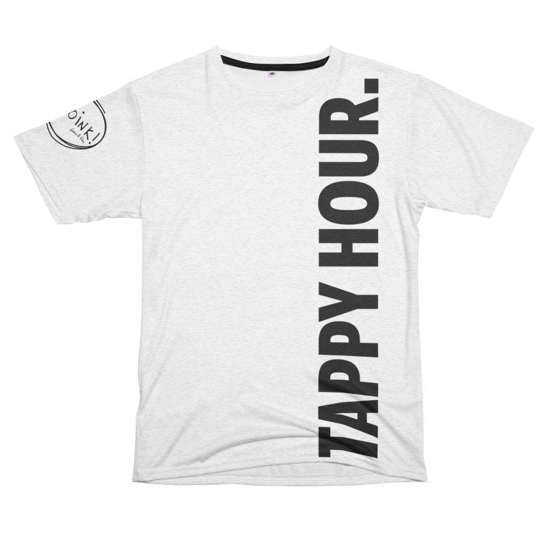 TAPPY HOUR. Men's Cut & Sew by BOiNK!'s Artist Shop