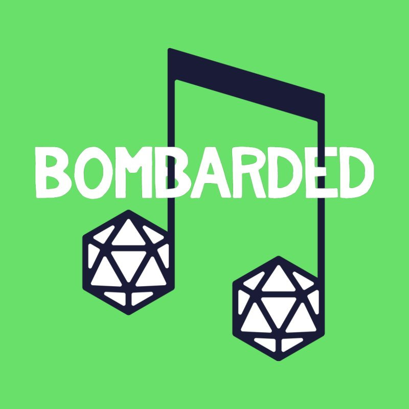 bomBARDed Logo w/Text Women's Tank by bomBARDed Merch!