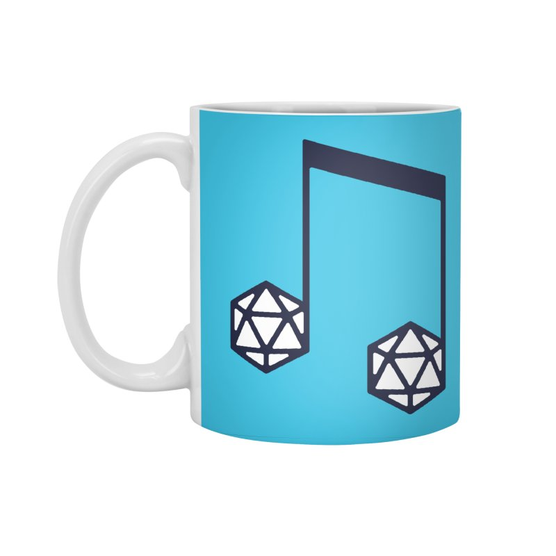 bomBARDed Logo (no text) Accessories Standard Mug by bomBARDed Merch!