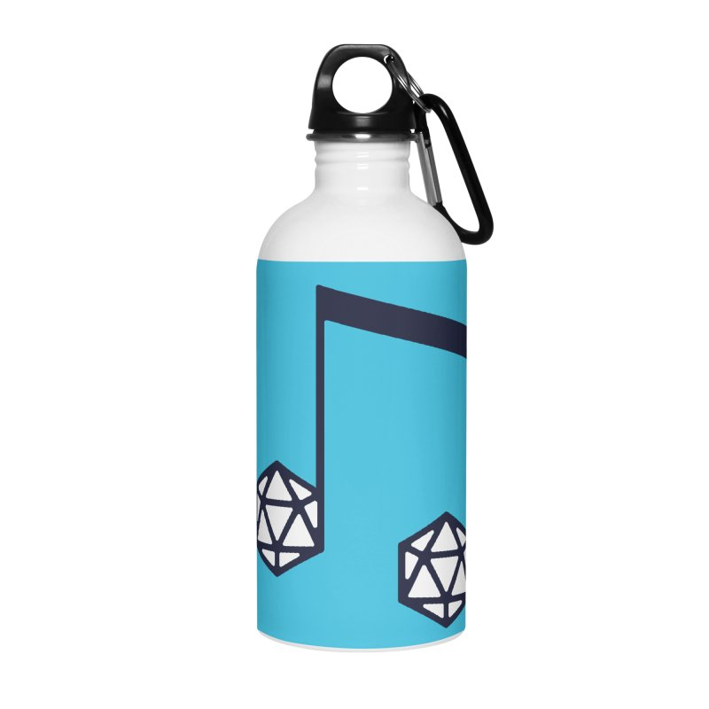 bomBARDed Logo (no text) Accessories Water Bottle by bomBARDed Merch!