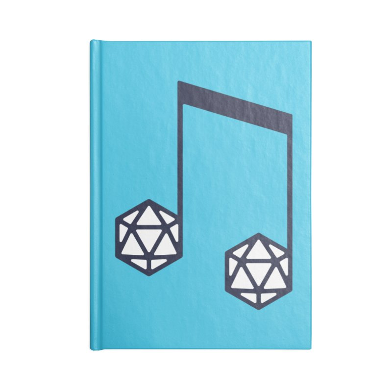 bomBARDed Logo (no text) Accessories Lined Journal Notebook by bomBARDed Merch!