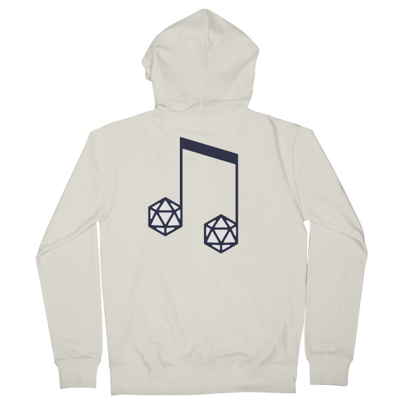 bomBARDed Logo (no text) Women's Zip-Up Hoody by bomBARDed Merch!
