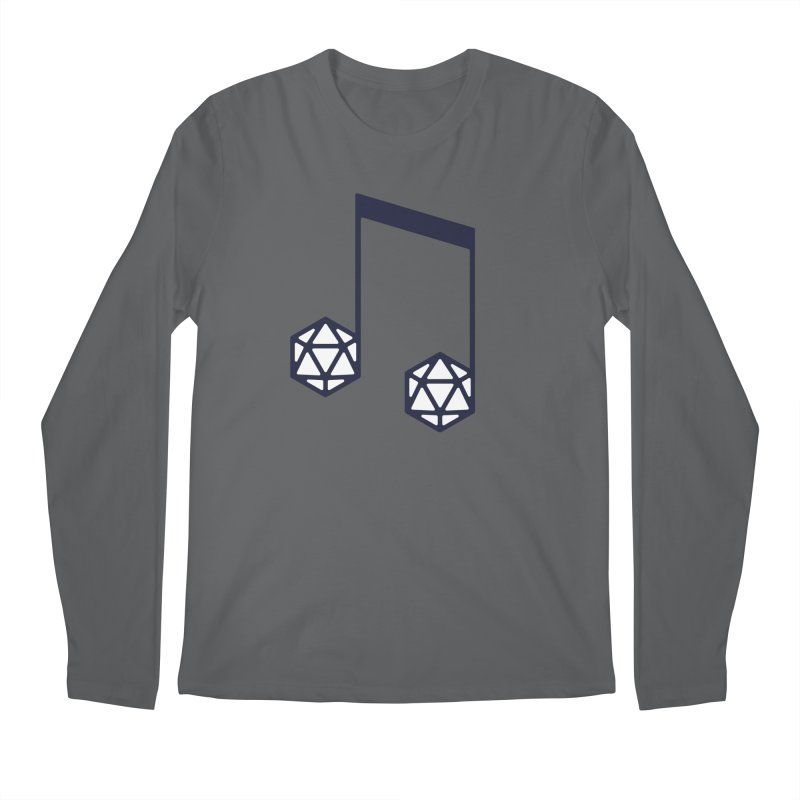 bomBARDed Logo (no text) Men's Longsleeve T-Shirt by bomBARDed Merch!
