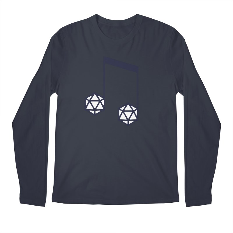 bomBARDed Logo (no text) Men's Regular Longsleeve T-Shirt by bomBARDed Merch!