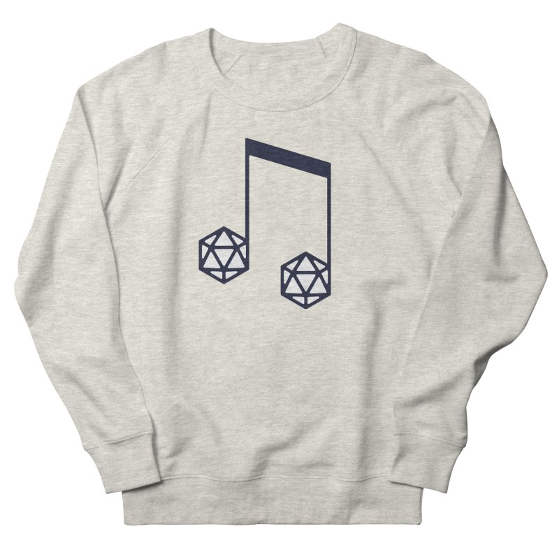 bomBARDed Logo (no text) Men's French Terry Sweatshirt by bomBARDed Merch!