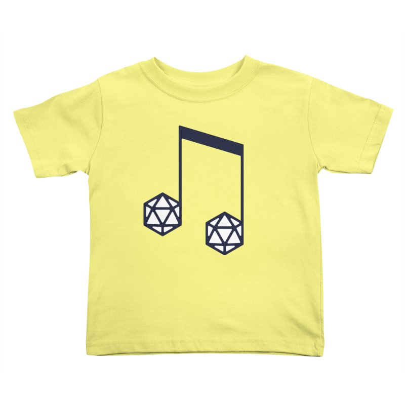 bomBARDed Logo (no text) Kids Toddler T-Shirt by bomBARDed Merch!