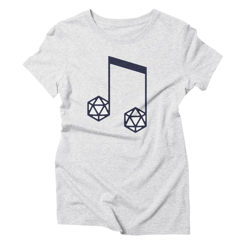 bomBARDed Logo (no text) Women's T-Shirt by bomBARDed Merch!