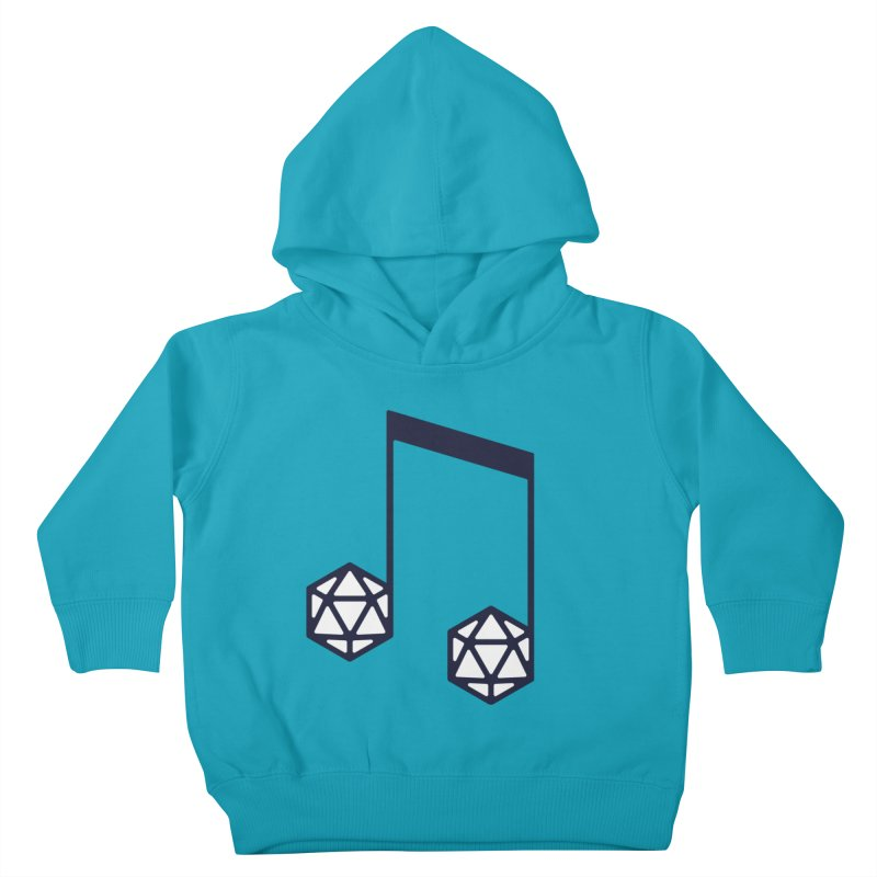 bomBARDed Logo (no text) Kids Toddler Pullover Hoody by bomBARDed Merch!