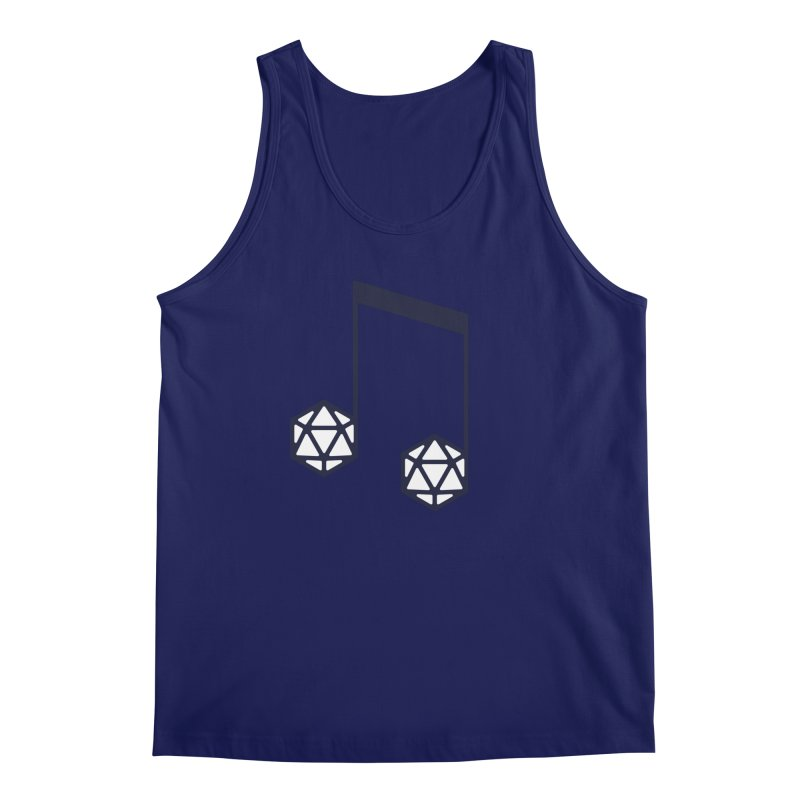 bomBARDed Logo (no text) Men's Regular Tank by bomBARDed Merch!
