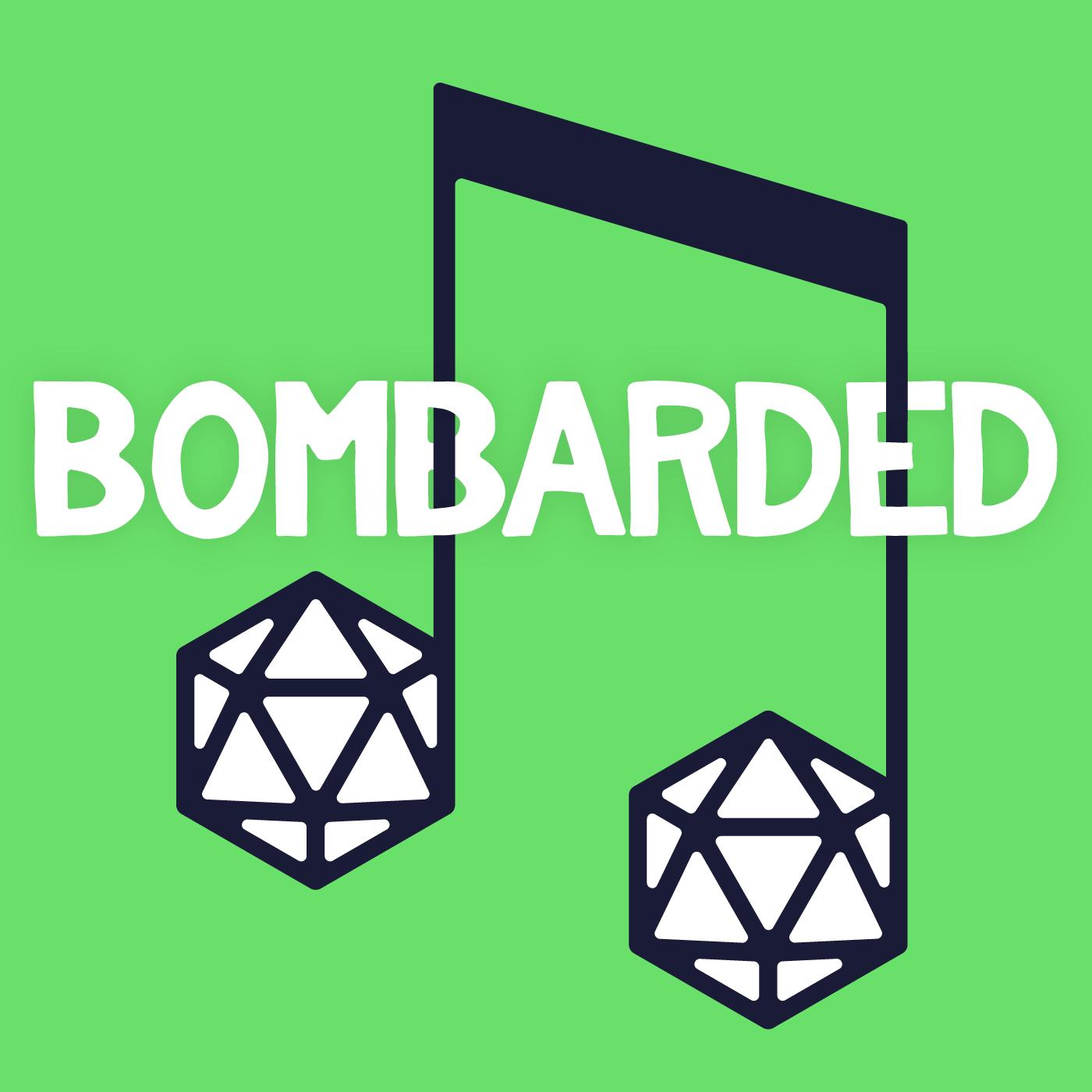 bomBARDed Merch! Logo