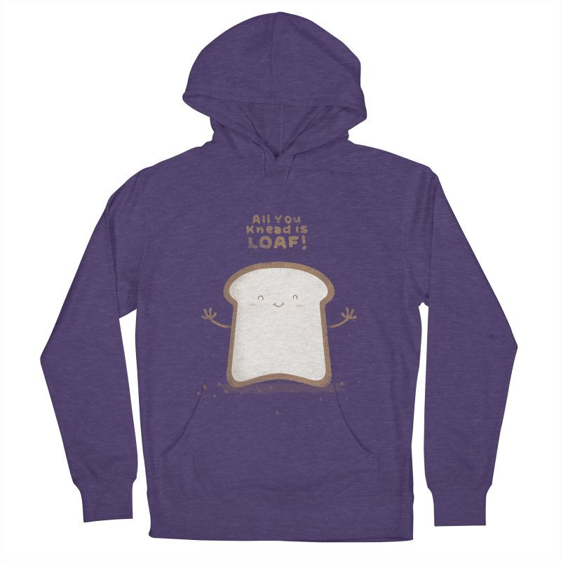 All You Knead Is Loaf Men's Pullover Hoody by boney's Artist Shop