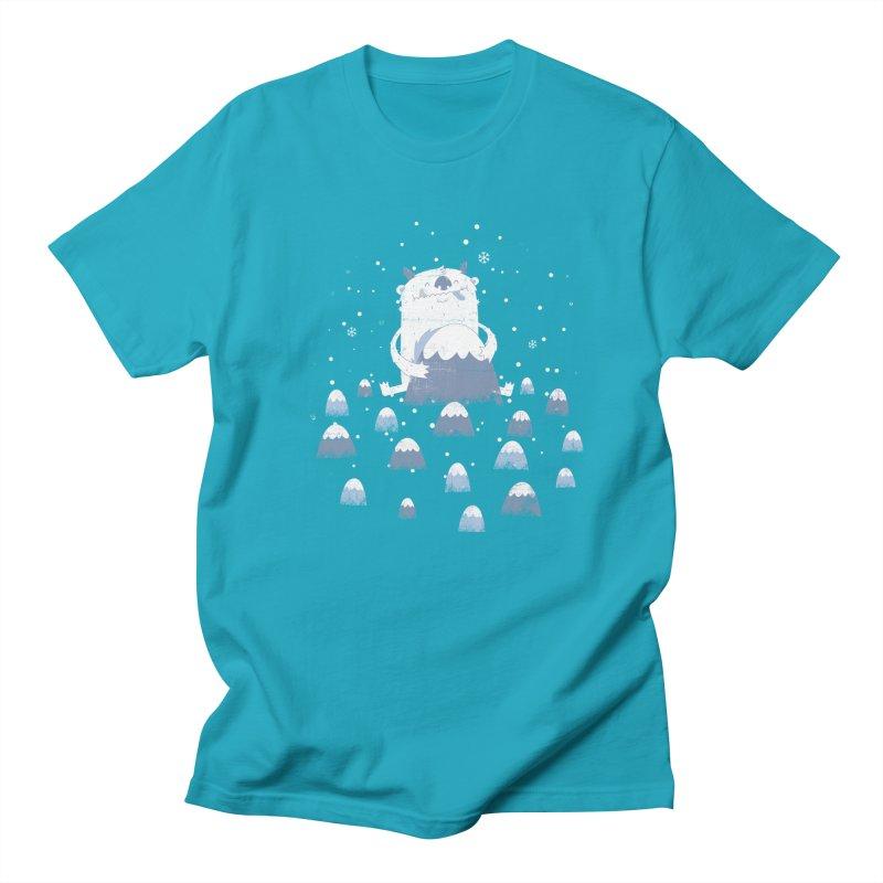 Adorable Abominable Men's T-Shirt by boney's Artist Shop