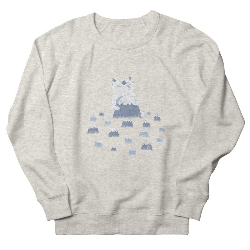 Adorable Abominable Men's Sweatshirt by boney's Artist Shop
