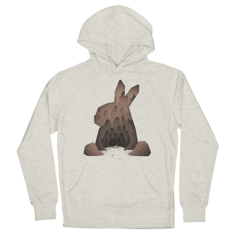 That's No Ordinary Rabbit Men's Pullover Hoody by boney's Artist Shop