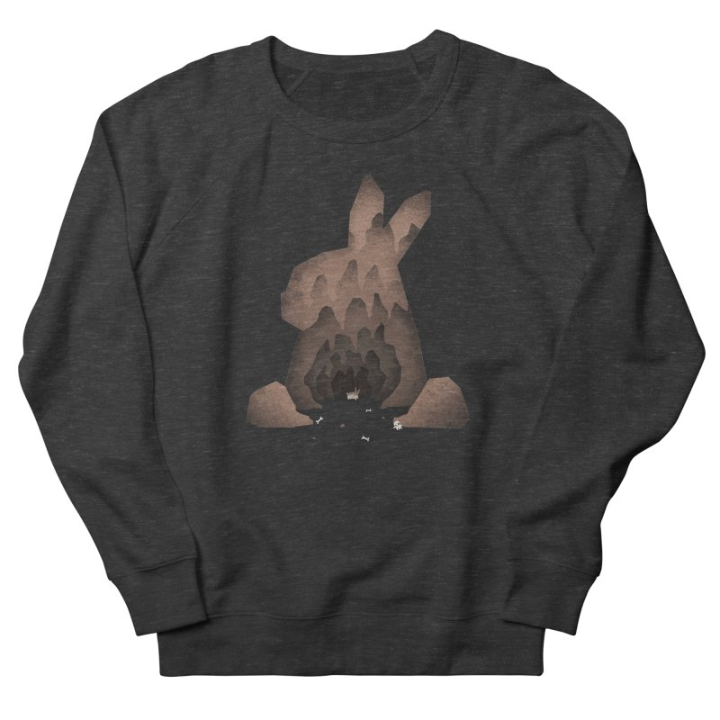That's No Ordinary Rabbit Women's Sweatshirt by boney's Artist Shop
