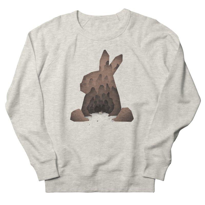 That's No Ordinary Rabbit Men's Sweatshirt by boney's Artist Shop